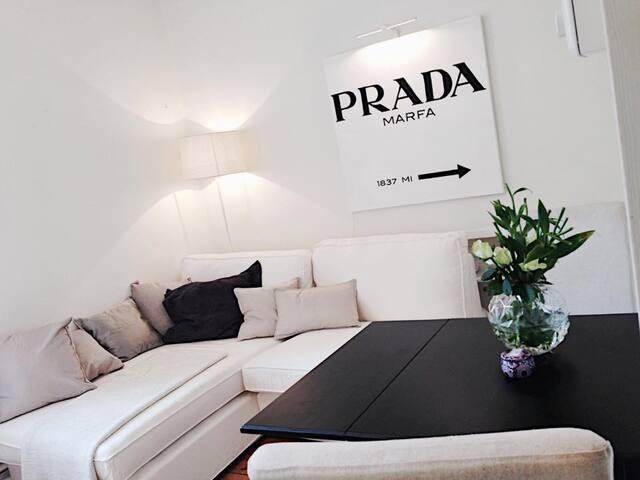 Cosy apartment in city centre - Stockholm - Apartment