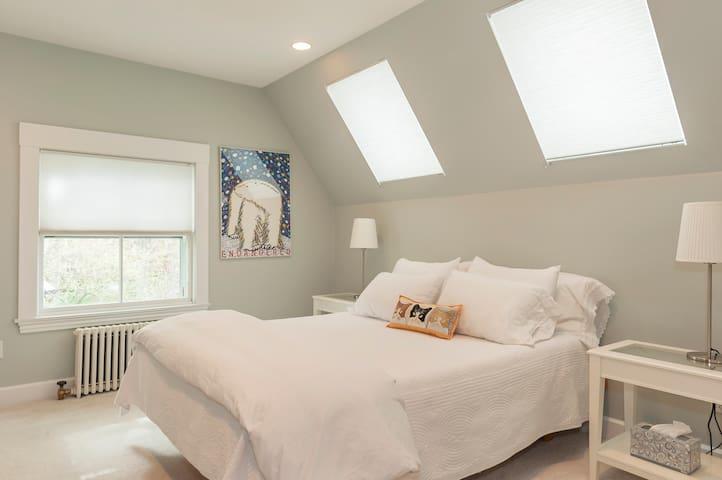 Victorian Jewel - Entire Suite, 2 Q/Beds w/bath