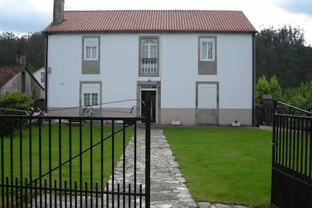 Casa rural completa - A Baña