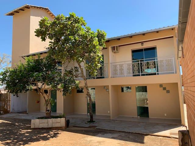Casa para temporada em Pirenópolis Noronha's Place