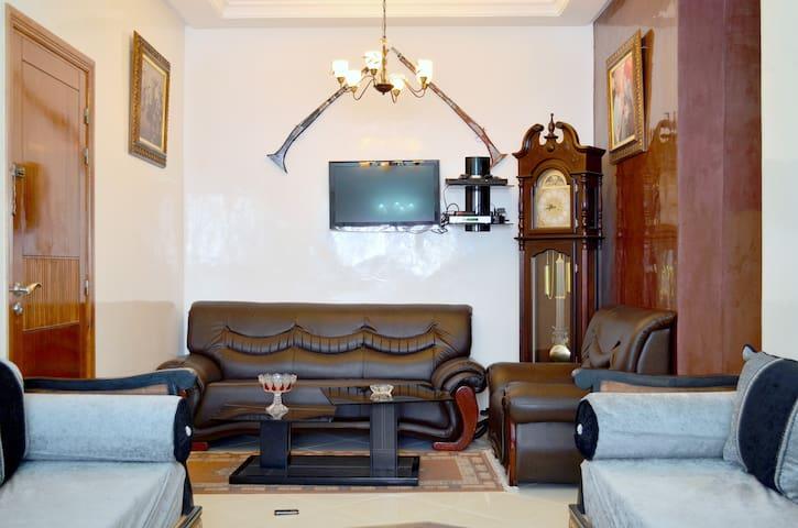 Luxury apartment 10 mn to the beach