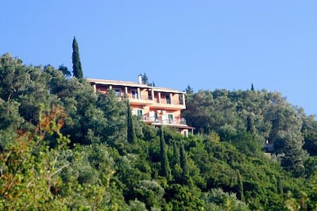 HOLIDAY ON CORFU  'VILLA PANORAMA' - Liapades