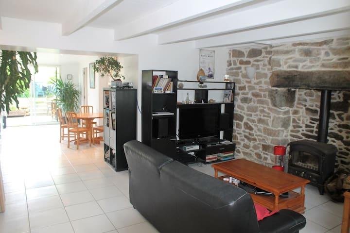 Vacance en Mer d'Iroise - Maison 2 – 4 pers. - Ploudalmézeau - Huoneisto