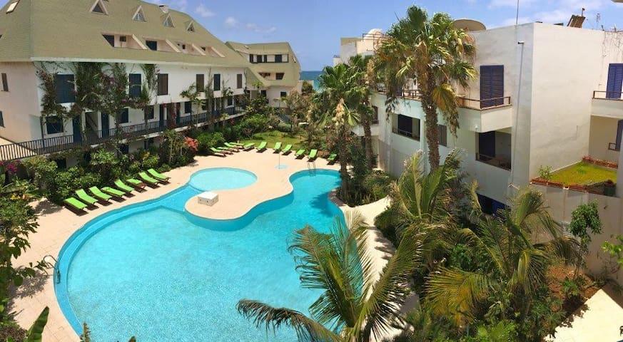 Residence Leme Bedje monolocale piano terra - Santa Maria - Apartment