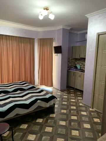 3х Уютный номер в апартаментах