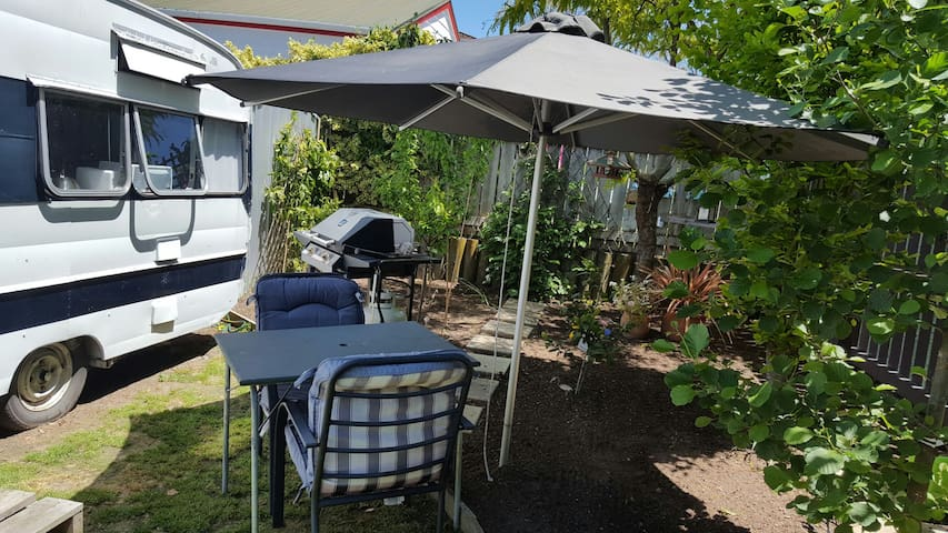 Cute and Cosy Caravan - Taupo - Chatka