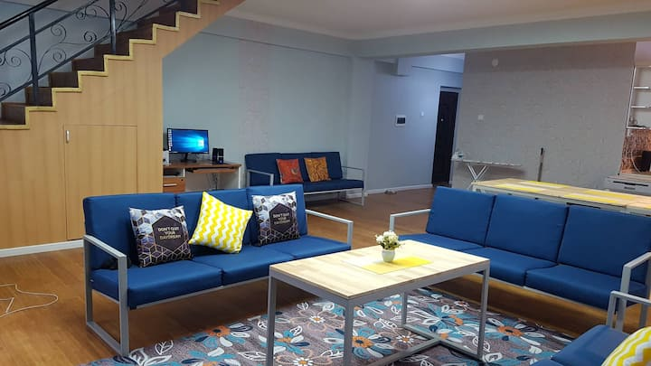 UBRainbow GuestHouse in Zaisan (9 Bed)