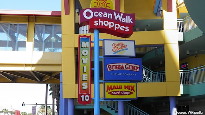 OCEAN WALK SHOPPES