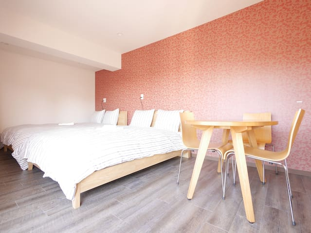 Lovely&Bright Prvt Room for 4, Shibuya Shinjuku