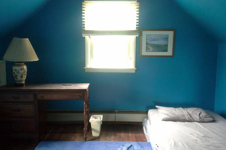 Blue private room - East Meadow - Appartement