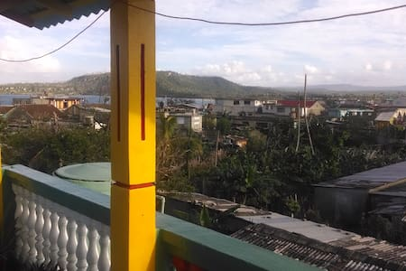 Independent apartment with terrace and sea view - Baracoa