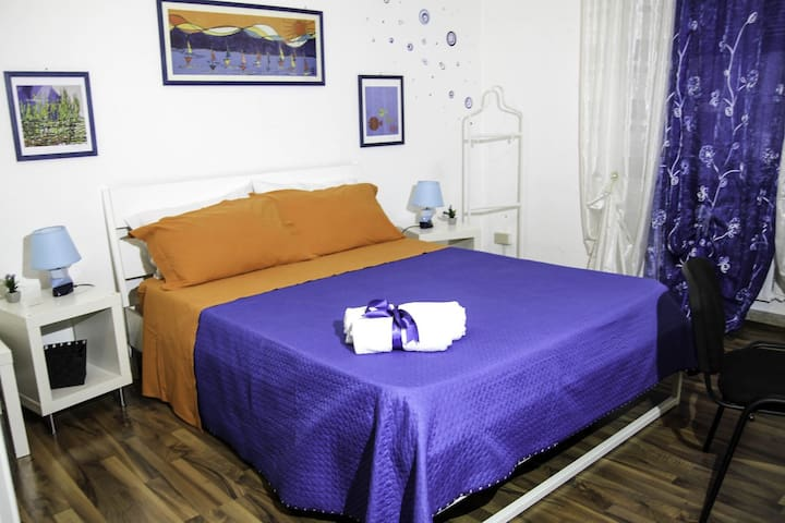 B & B Low Cost in the center of Palermo 1
