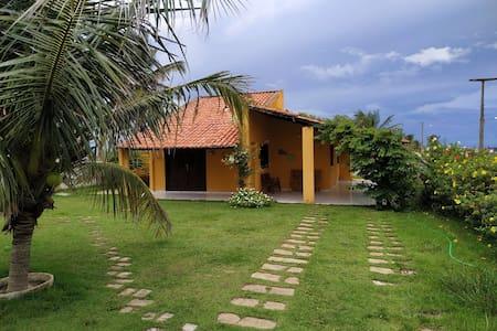 Casa próxima a Praia do coqueiro (Barramares/PI)