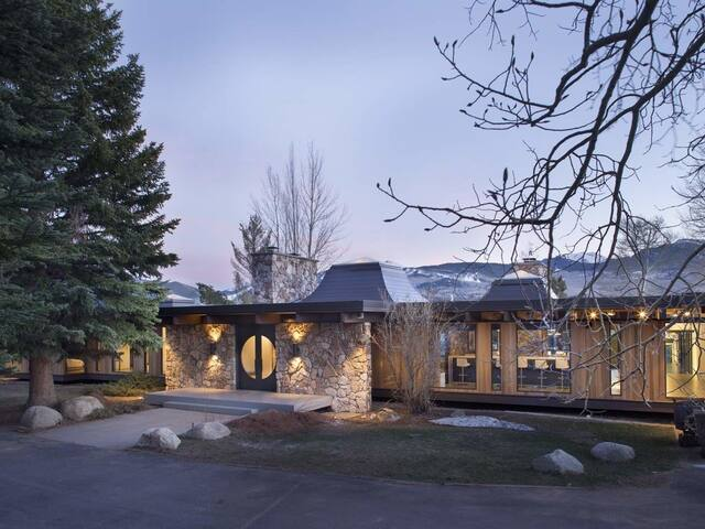 Contemporary McLain Flats Estate - Aspen