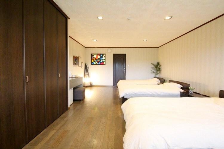 与論島 百合ヶ浜ビーチハウス(101号室)