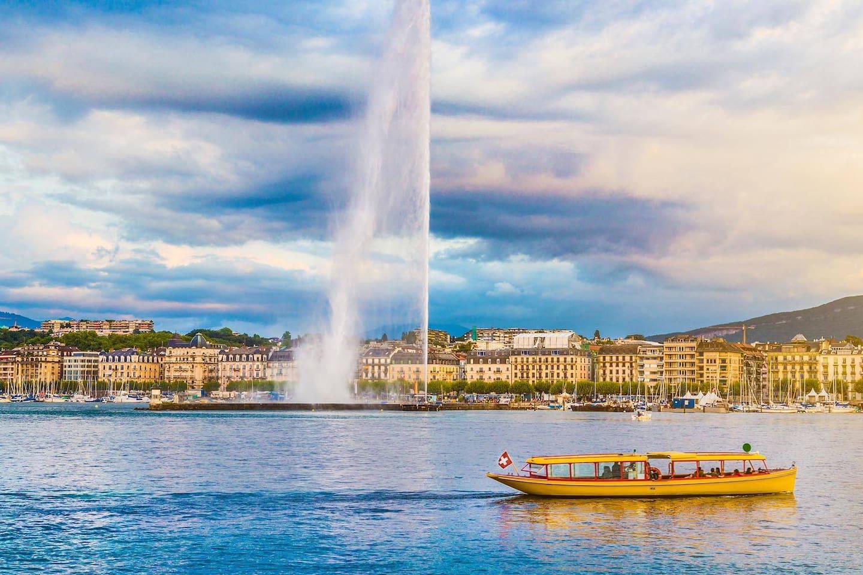 Geneva, Eaux-Vives