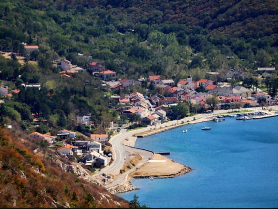 Bay of Bakarac