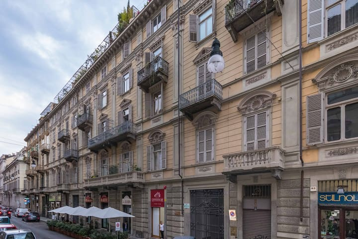 NUOVO appartamento in pieno centro a Torino!