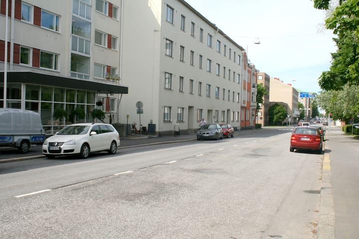 Forenom Studio Apartment in Vaasa
