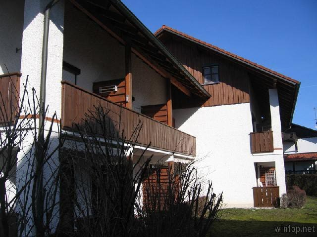Appartementhaus Margarita (Bad Füssing), 1-Zimmer-Appartement Nr. 1, 6 (35 m²) mit Terrasse
