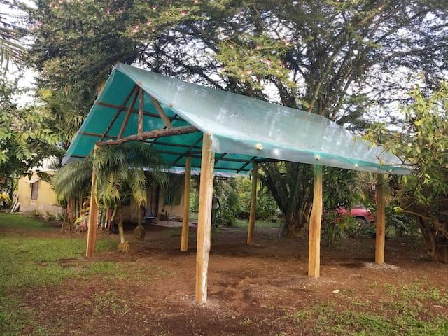 THE PEACEFULL FARM. 5acres near panama