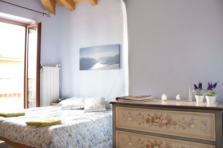 Room Air, lake Como - Dervio - Casa