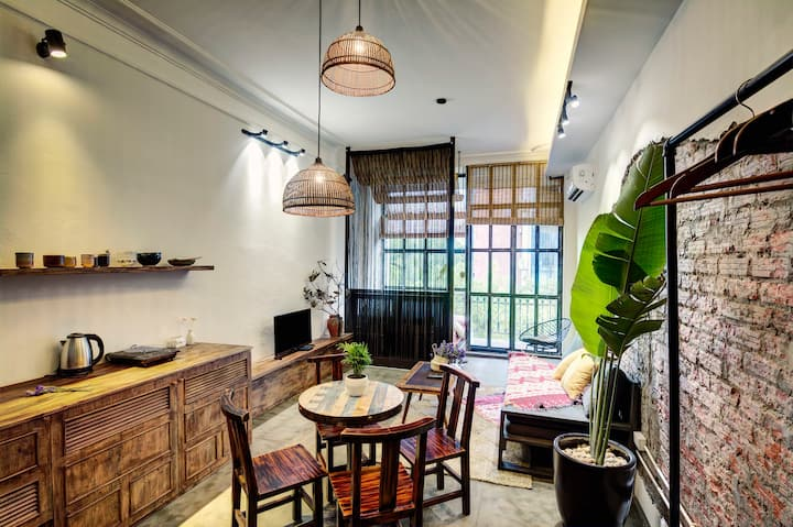 Brand new, charming Studio in the ❤️ of Hanoi