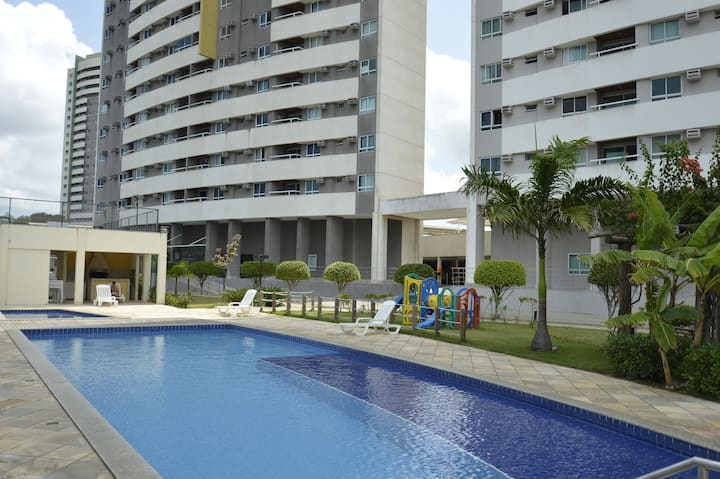 Verano Ponta Negra Apartment.