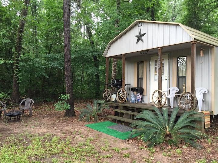 East Texas Rustic Cabin