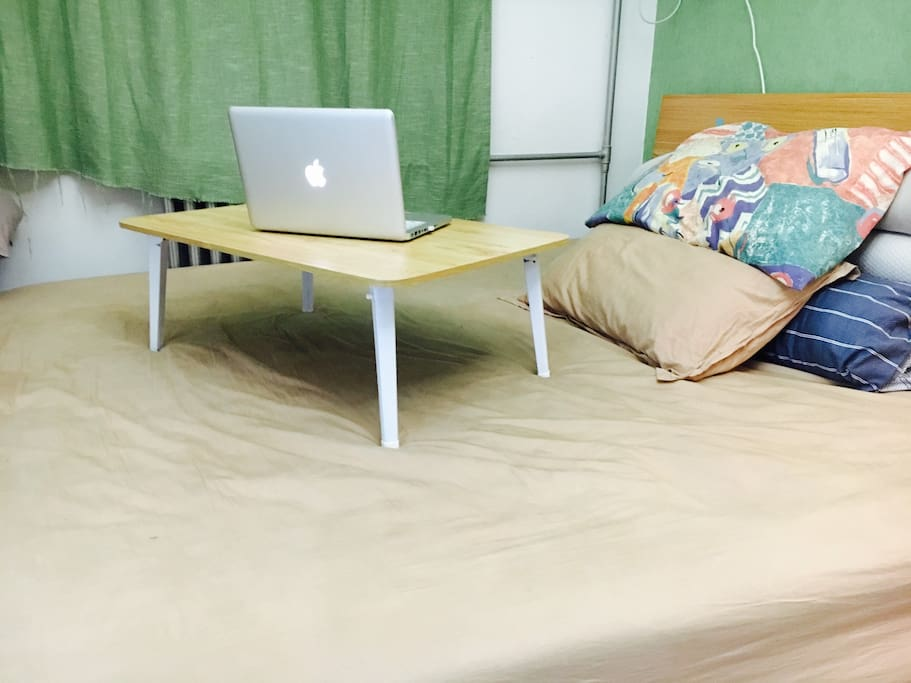 small table with your own need