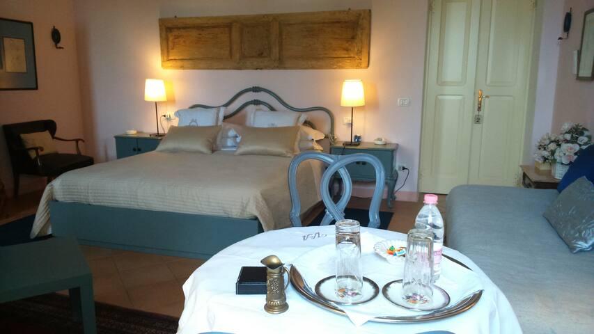 Romantica stanza in villa