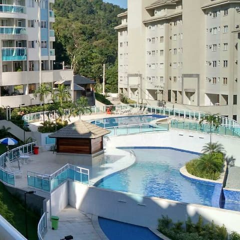 Porto Real Resort - Pedaço do Paraíso - Conceição de Jacareí - Apartmen