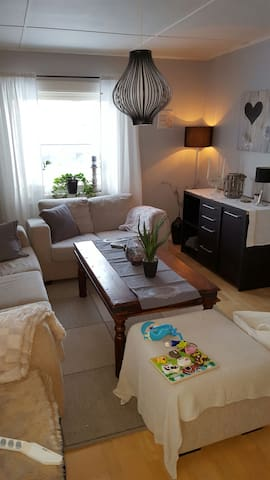 Near city and sea with parking - Vestfold, NO - Appartement
