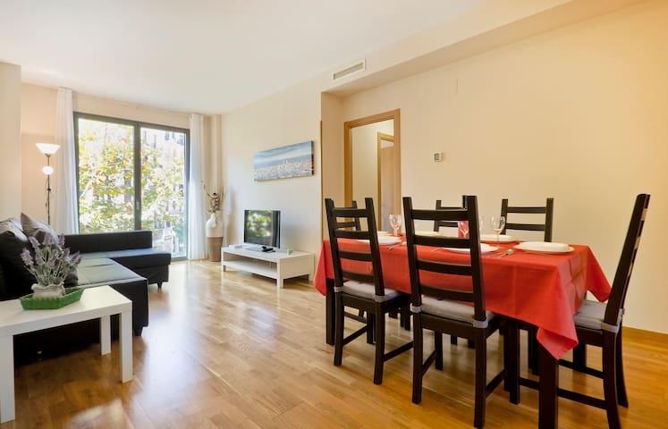 Modern&CozyFlat in Sagrada Familia