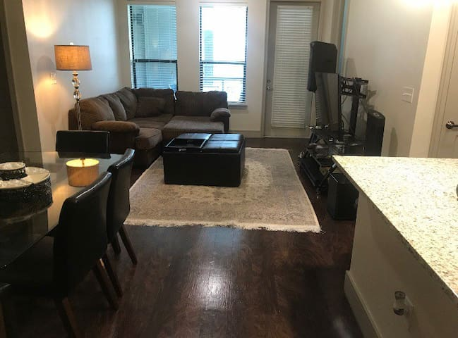 Great two bedroom apartment in downtown Houston