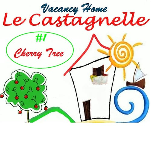 "Vacancy Home #1 ""Cherry Tree"" Apart - torchiara - Appartamento"