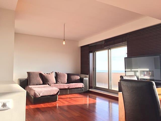 Seafront apartment near Porto - Agudela