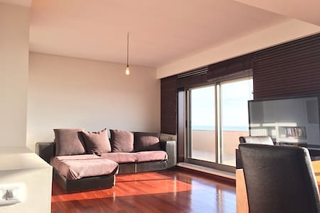 Seafront apartment near Porto - Agudela