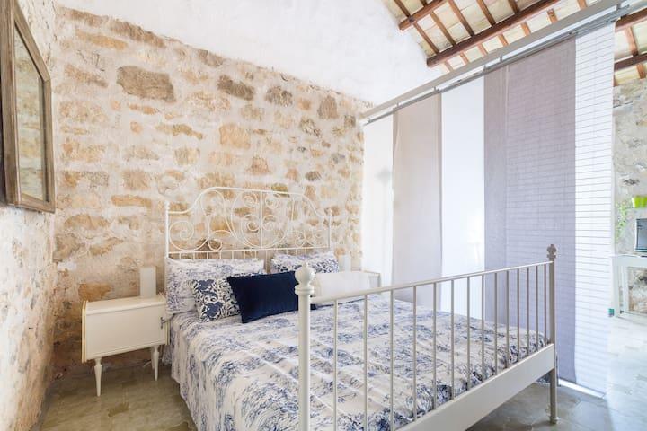 Casa Elisa + terrace + garden  - Valderice - Apartment