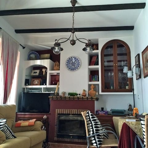 Casa en plena Sierra Norte  Sevilla - El Pedroso - Huis