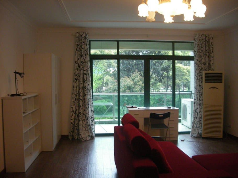 Room With a big balcony,around 35 square metres