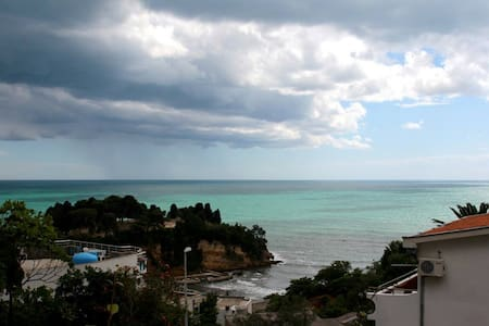 Charmy apartment with sea view and balcony S1 - Ulcinj - Leilighet