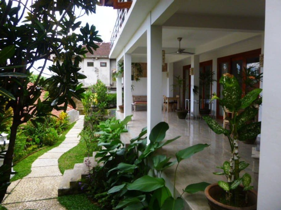 Make Rumah Jelita your home base while you explore the mystery and magic of Bali.