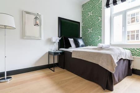 Amazing Central Studio Apartment (2) - Huoneisto