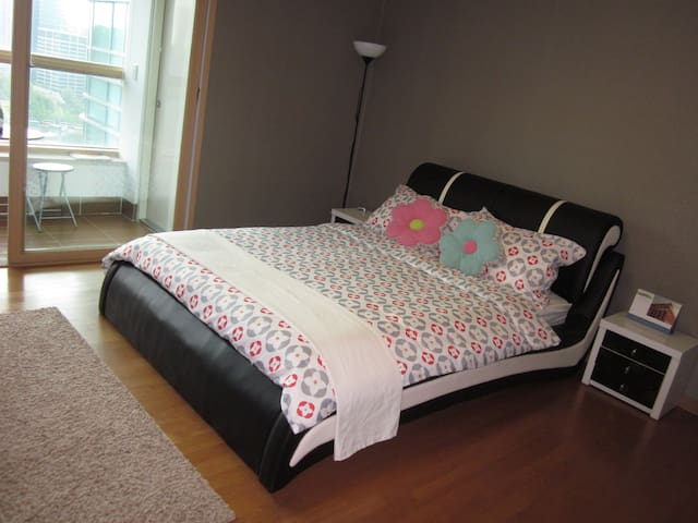 SEOUL/Myeong-dong/PrivateRooms/Bath - Jung-gu - Apartament