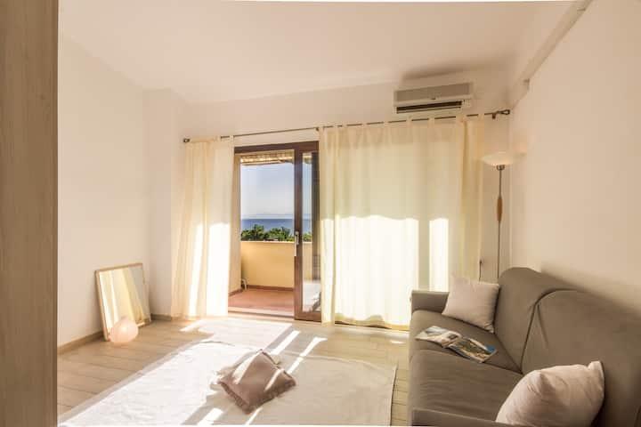 Appartamento vista mare tra Cagliari e Villasimius