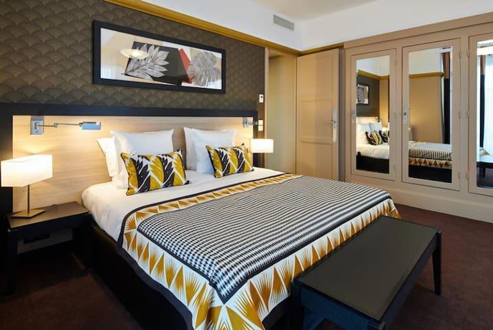 Chambre Double Confort avec Accès Spa