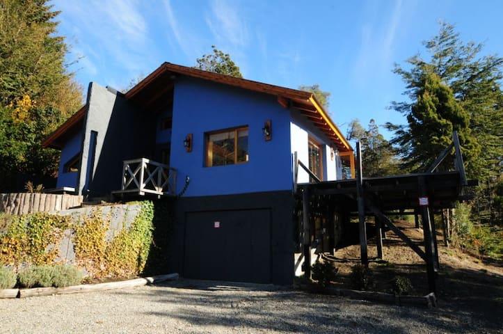 Casa en Villa La Angostura PNNHuapi - Villa La Angostura - House