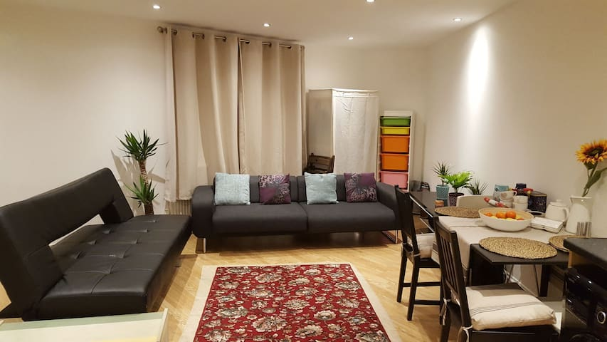 Room in Spacious house 35 min to Ctr London