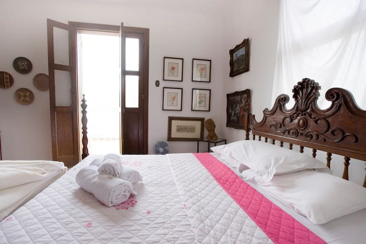 Portela Room -   private balcony and great view